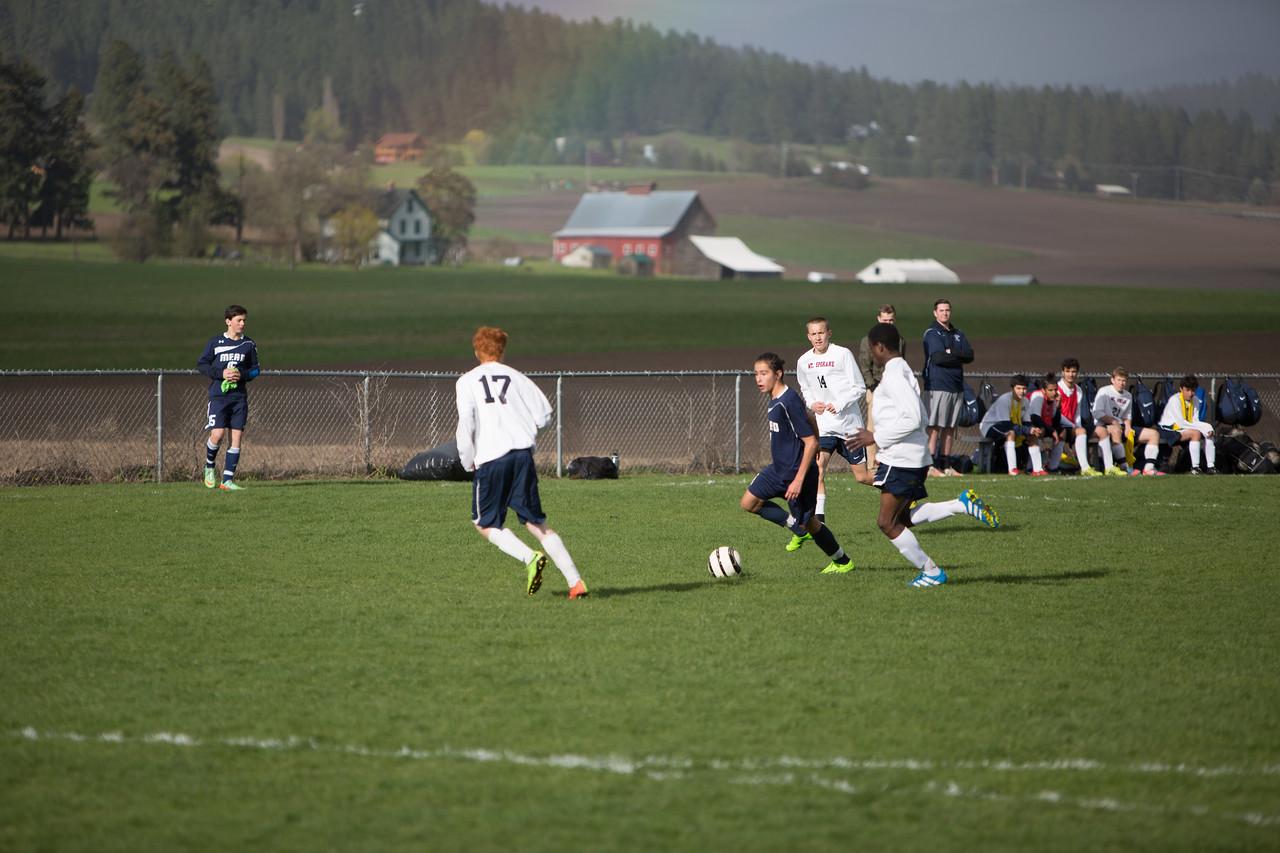 April 28 (Soccer) 174