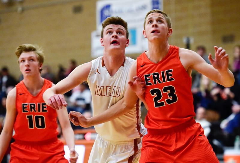 Erie Mead Basketball Boys