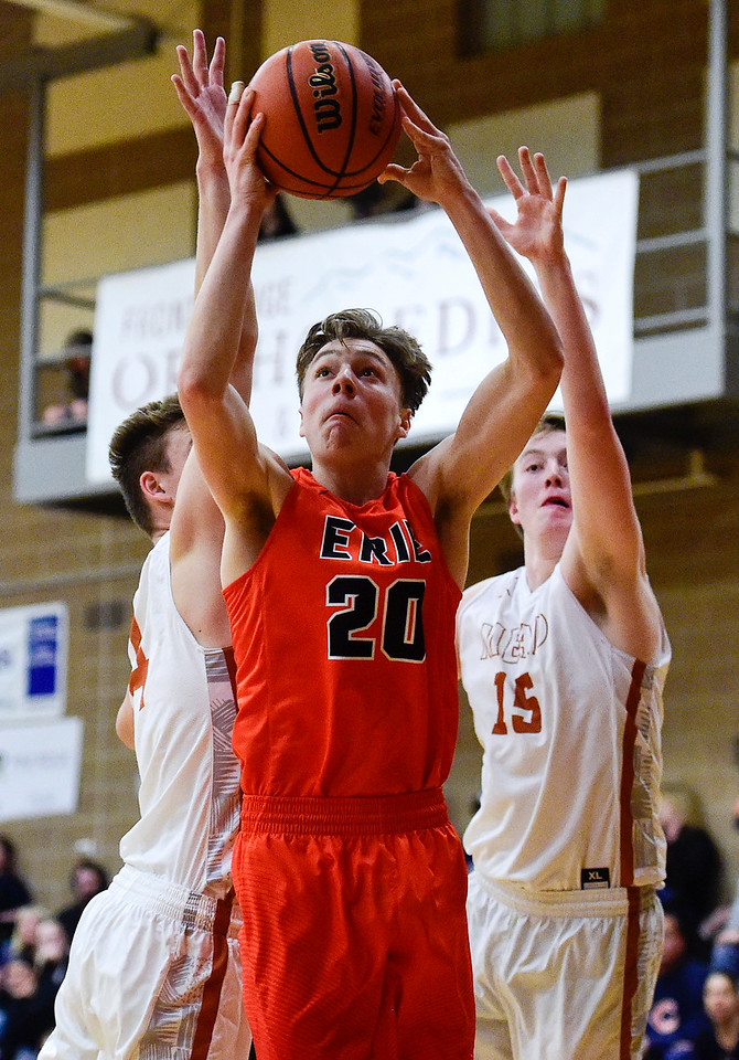 Erie Mead Basketball Boys