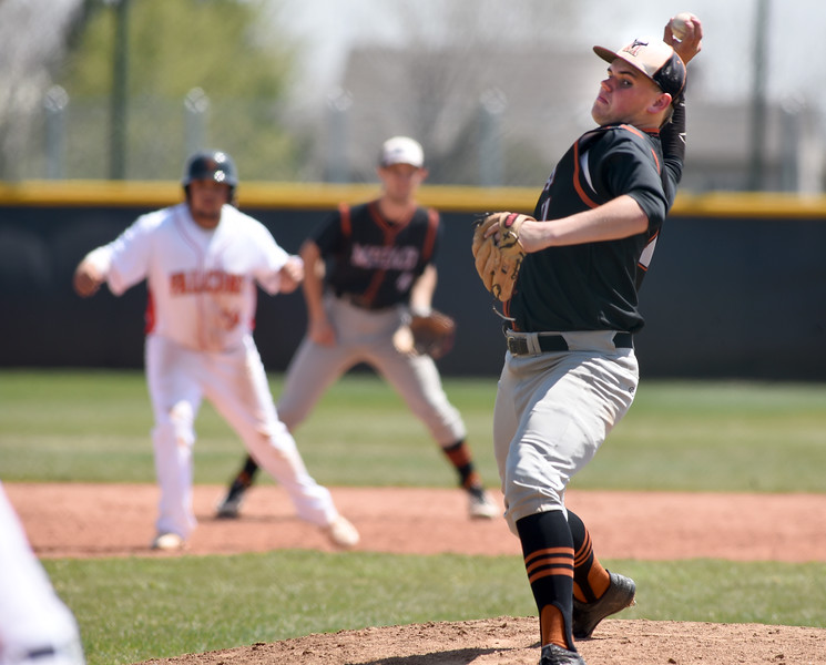 Mead at Skyline Baseball