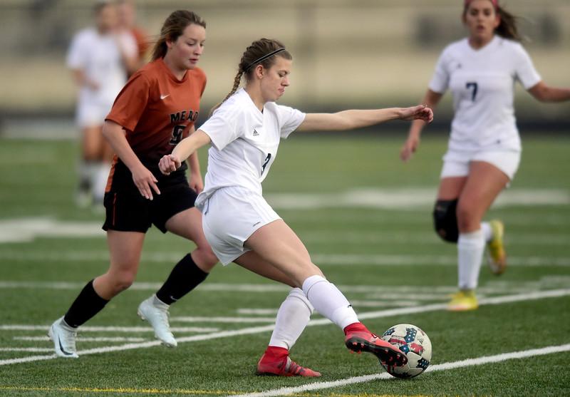 Mead vs Frederick Girls Soccer