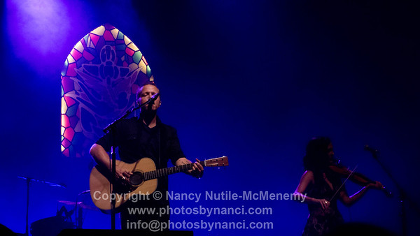Jason Isbell and Frank Turner