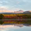 Chocorua Lake Autumn Panorama