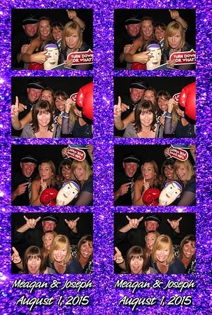 Meagan & Joseph's Wedding 8-1-15