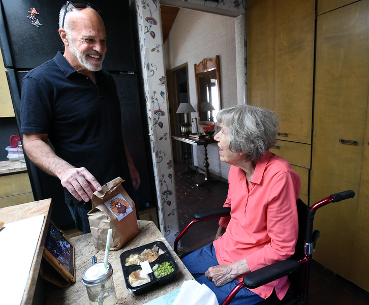 Boulder Giving Meals on Wheels