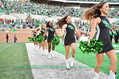 2019 NCAA Football: Mean Green vs Houston SEP 28