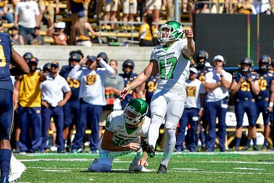 2019 NCAA Football: Mean Green vs Cal Golden Bears SEP 14