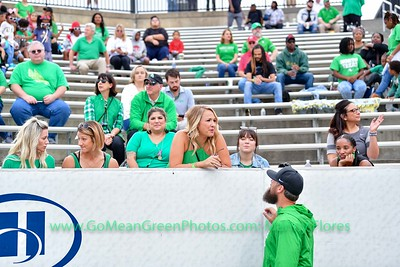 2019 NCAA Football: Mean Green vs Charlotte OCT 26