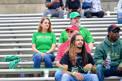 2019 NCAA Football: Mean Green vs Charlotte OCT 26