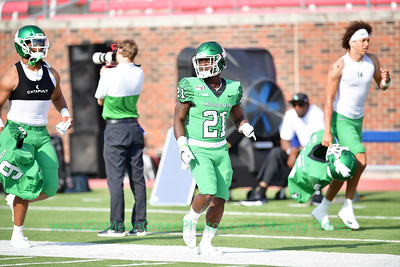 2019 NCAA Football: Mean Green vs SMU SEP 07