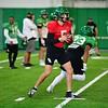 2020 NCCA Football: LaTech Bulldogs vs North Texas Mean Green
