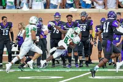 North Texas Mean Green Football vs Abilene Christian