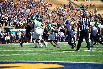 2019 NCAA Football: Mean Green vs Cal Golden Bears SEP 14