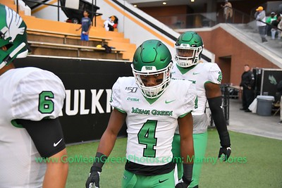 2019 NCAA Football: Mean Green v Southern Miss OCT 12