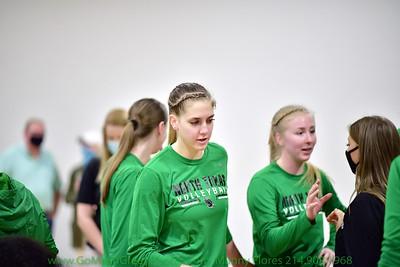 North Texas Mean Green Volleyball vs Texas Tech