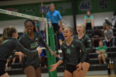 North Texas Mean Green Volleyball vs Illinois State