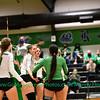NCAA VOLLEYBALL:  SFA vs North Texas Mean Green