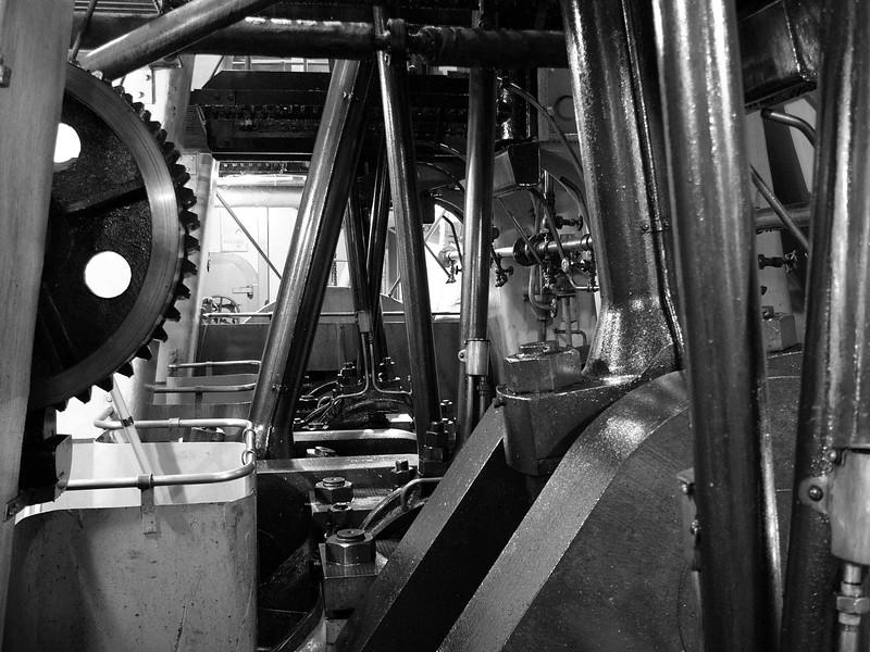 Triple Expansion Steam Turbine