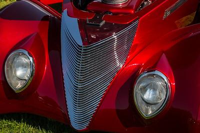 1937 Ford Roadster, American Graffiti Car Show, Salt Lake County, Utah