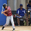 STAN HUDY - SHUDY@DIGITALFIRSTMEDIA.COM<br /> Photos from the opening District 11/12 Little League 9- 10- playoff series between Saratoga Little League and Mechanicville-Stillwater Little League at West Side Rec, Saturday, July 8, 2017.