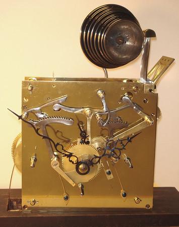 Complete mechanism