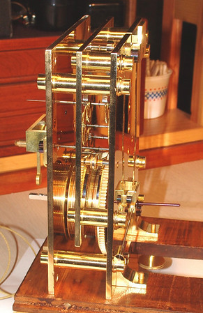 Right Side of Mechanism