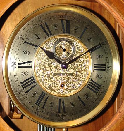 271 dial after restoration