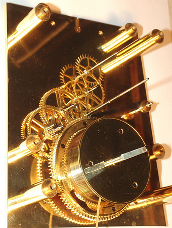Gears and Winding Drum