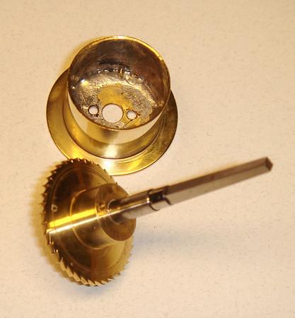 VR-363 Unusual winding drum configuration