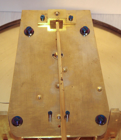 VR-381 Back of mechanism