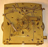 Front of as-found mechanism