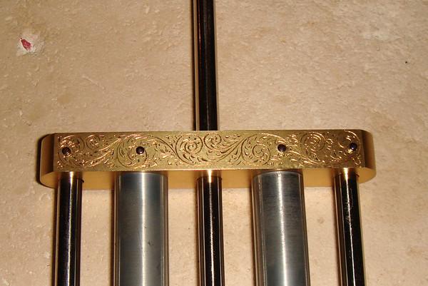 VR-566 Pendulum - top of grid iron
