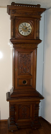 VR604 - Clock Case