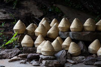 Mini stupas
