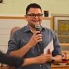 Fr. Damião introduces himself