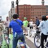 Active Transportation Summit bike audit