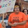 Cameron Community Ministries' Peace Walk