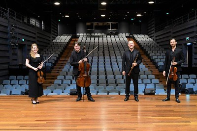 Omega Ensemble will perform at The Joan on Friday 26th February, 2021 Nepean News 19th February, 2021