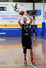 Andrew Storey shoots a field goal for Glebe Magic<br /> Southern Highland News<br /> 21st November, 2014