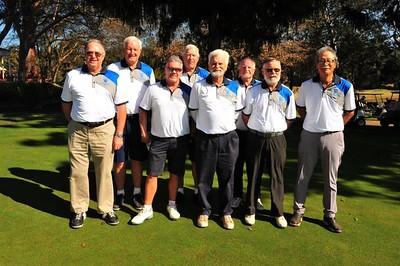 Penrith Golf Club Super Seniors Pennant team for 2019 Nepean News 15th August, 2019