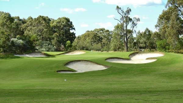 One of the spectacular holes at Stonecutters Ridge GC Western News 16th April, 2021