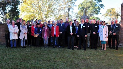 Dignitaries and Guests at the St Mary Magdalene Anglican Church in St Marys Nepean News 28th May, 2021