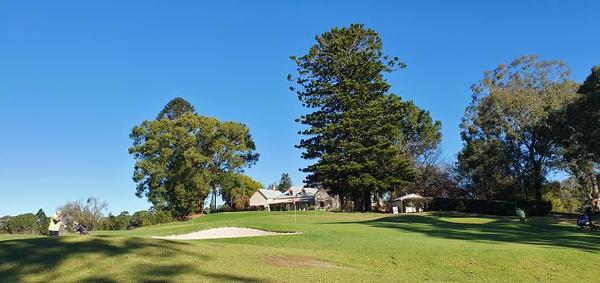 Glenmore Heritage Valley GC during the WSRVGA Inter-Club event. Australian Senior Golfer 25th June, 2019