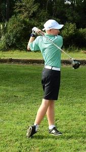 Dunheved GC 2019 Junior Club Champion Blake Hodges - Action Shot Western News 29th May, 2020
