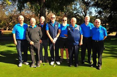 2019 NSW Super Seniors Pennants - Richmond Golf Club Australian Senior Golfer 13th August, 2019