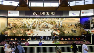 1st Place - Southern District. One of the 10 images from the 2021 Royal Easter Show Montage Nepean News 16th April, 2021