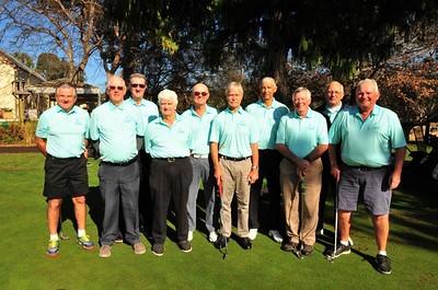 Stonecutters Ridge Golf Club Super Seniors Pennant team for 2019 Western News 16th August, 2019
