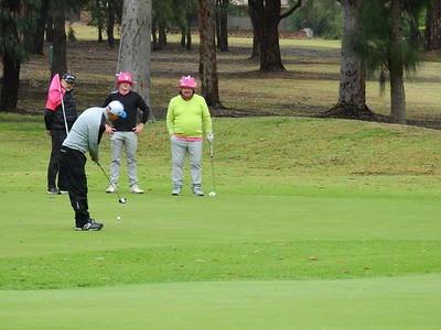 Pink Day for Breast Cancer Research at Leonay GC Nepean News 26thSeptember, 2019