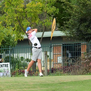 Dunheved GC junior Coby Carruthers is undefeated after the first 4 rounds of 2021 Golf NSW Major Pennants Nepean News 26th February, 2021