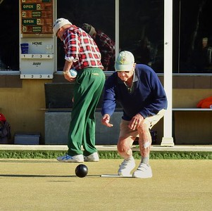Penrith Bowling Club member Bob Laing is a Legend of the Nepean Nepean News 4th July, 2019